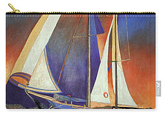 Gulet Under Sail Carry-all Pouch