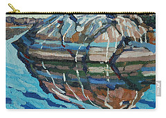 Gull Rock Carry-all Pouch by Phil Chadwick