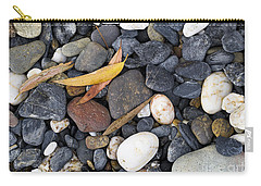 Gum Leaves And Rocks Carry-all Pouch