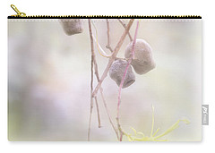 Carry-all Pouch featuring the photograph Gum Nuts by Elaine Teague
