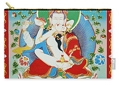 Guru Rinpoche Yab Yum Carry-all Pouch