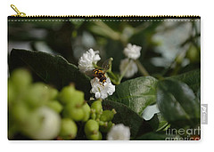 Gypsophilia Hover Fly Carry-all Pouch