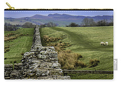 Hadrian's Wall Carry-all Pouch by Mary Carol Story