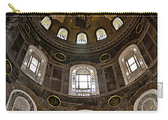 Hagia Sofia Interior 06 Carry-all Pouch by Antony McAulay