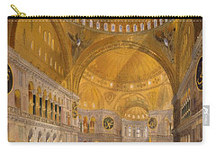 Hagia Sophia, Constantinople, 1852 Carry-all Pouch