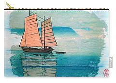 Haiphong Harbor Carry-all Pouch by Pg Reproductions