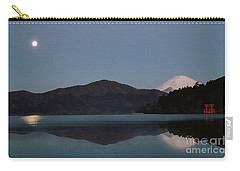 Hakone Lake Carry-all Pouch