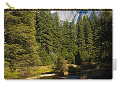 Half Dome Yosemite National Park Carry-all Pouch