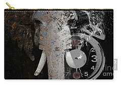 Half Past Extinction Carry-all Pouch by Nola Lee Kelsey