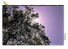 Carry-all Pouch featuring the photograph Half Tree by Matt Harang