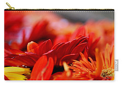 Hall Of Flame Carry-all Pouch by Ramabhadran Thirupattur