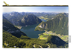 Hallstatt Lake Austria Carry-all Pouch