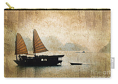 Halong Bay Vintage Carry-all Pouch
