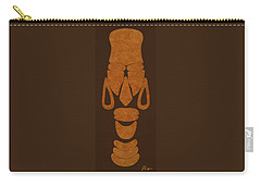 Hamite Female Carry-all Pouch by Jerry Ruffin