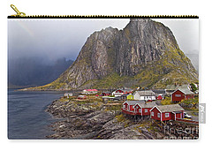 Hamnoy Rorbu Village Carry-all Pouch