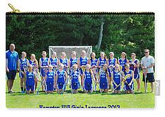Hampton U15 Girls 2013 Carry-all Pouch