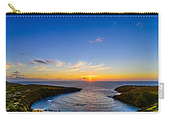 Hanauma Bay Sunrise Carry-all Pouch