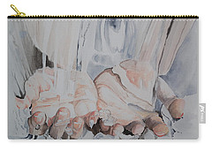 Hands In Water Carry-all Pouch