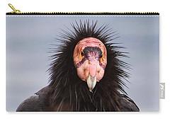 Handsome California Condor Carry-all Pouch