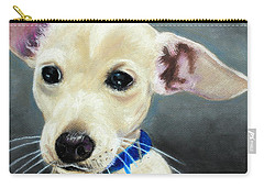 Hank Carry-all Pouch by Jeanne Fischer