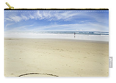Happiness Carry-all Pouch by Les Cunliffe