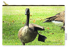 Happy Feet Dance Carry-all Pouch by Robyn King