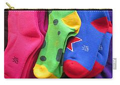 Wear Loud Socks Carry-all Pouch