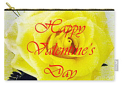 Happy Valentine's Day Carry-all Pouch