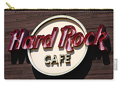 Hard Rock Cafe Carry-all Pouch