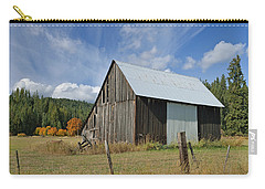 Hardy Creek Road Barn Carry-all Pouch