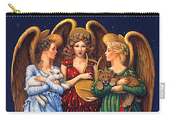 Hark The Herald Angels Sing Carry-all Pouch