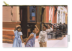 Harlem Jig Carry-all Pouch by Colin Bootman