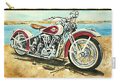 Harley Davidson 1960 Carry-all Pouch