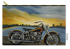 Harley Davidson Duo Glide Carry-all Pouch