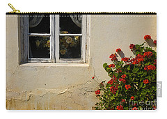 Flower Talk Carry-all Pouch