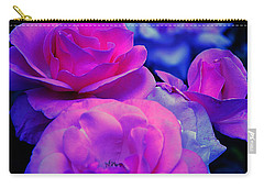 Carry-all Pouch featuring the photograph Harmony In Color by Clayton Bruster