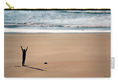 Carry-all Pouch featuring the photograph Harmony  by Micki Findlay