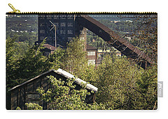 Harry E Colliery Swoyersville Pa Summer 1994 Carry-all Pouch