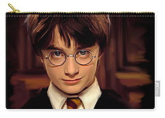 Harry Potter Carry-all Pouch by Paul Tagliamonte