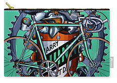 Harry Quinn Carry-all Pouch