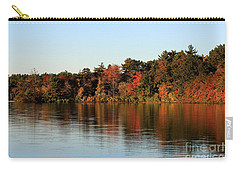 Hart Pond Golden Hour Carry-all Pouch