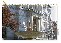 Hartford Historical Building Carry-all Pouch