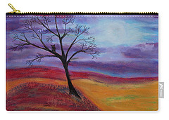 Harvest Moon 2 Carry-all Pouch by Jeanne Fischer