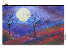 Harvest Moon 3 Carry-all Pouch by Jeanne Fischer