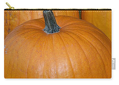 Harvest Pumpkins Carry-all Pouch by Chalet Roome-Rigdon