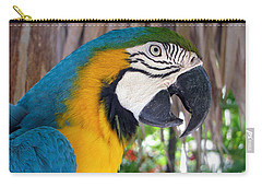 Harvey The Parrot 2 Carry-all Pouch