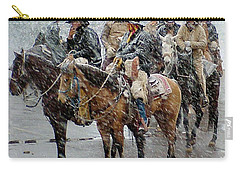 Hashknife Pony Express Carry-all Pouch