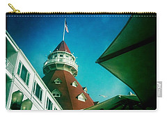 Haunted Hotel Del Carry-all Pouch