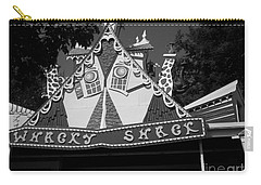 Carry-all Pouch featuring the photograph Haunted House by Michael Krek