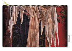 Hauntings Carry-all Pouch by Joan  Minchak